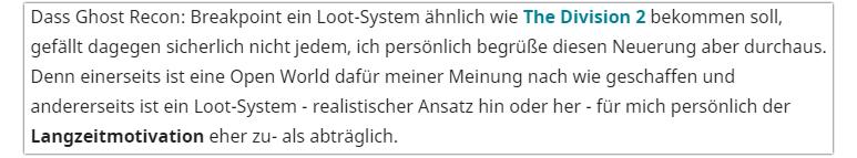 gameproabsatz